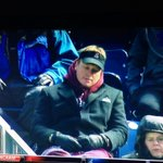 Jon Gruden is at the Lafayette-Lehigh game at Yankee Stadium. SPIDER 2 Y BANANA! http://t.co/msVK7BmUXv