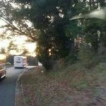 Were off to Scott Stadium on an absolutely beautiful fall evening. #BeatUVa http://t.co/NTsW094wFi