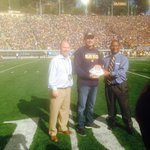 Thank you @BankoftheWest for serving as todays Game Day sponsor! #GoBears http://t.co/A2Z4Pz6Wmq