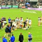 Emocionante victoria, Felicitaciones Pumas!!! @HERNANDEZJUANI @Imhoffjuan @agustincreevy http://t.co/Vx6Eo6FKi0