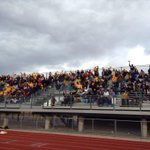 The Eagle Faithful are enjoying the show so far... @EastEagles59 @EastBoosterClub http://t.co/qRQRPnsKG4