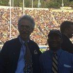 With @nickdirks #BigGame #GoBears @CalAthletics @CalFootball http://t.co/cIzIig2AN9