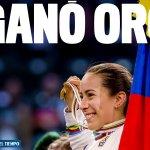 ¡Felicidades, @MarianaPajon! ¡Oro en los Juegos Centroamericanos! http://t.co/6jJ2D2108W