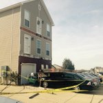 Oktibbeha County officials say 16 people were injured in apartment balcony collapse.#wtvanews http://t.co/HnfdrAPfNH