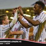 A hatrick from @gozie_ugwu9 and an Andy Stirling free kick give #DAFC a 4-0 win over Stirling @Stirling_Albion http://t.co/JnLYfKmrip