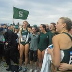 Spartan women celebrate first ever #NCAAXC Championship! http://t.co/nls5OmBLW6