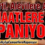 Bugünkü etiketimiz --> #AKPalevilereAçılıpCemaatlereKapanıyor . Çevremize yayalım! http://t.co/8JBw1ySzsc