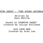 If I get enough RTs I'll post the first pages of DOWNTON ABBEY: THE STARK ASCENDANCY on Monday. It's in your hands! http://t.co/ZPzA2c4vZA