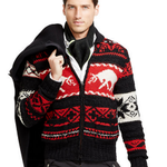 "elegantly rolls up to ur ""ugly christmas sweater"" party & shames u 4 disrespecting the knitwear industry http://t.co/jX31WvDctR"