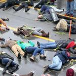 Ferguson timeline: Whats happened since the Aug. 9 shooting of Michael Brown http://t.co/thvBQ6d7KV (Getty) http://t.co/Fqden9V9mm