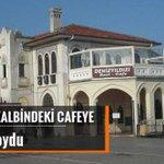 Güya Gençlik ve Eğitime Hizmet Vakfı ama İstanbulun kalbindeki kafe artık TÜRGEVin #TarihVeDoğaYağmalanıyor http://t.co/LSPn7slgWM