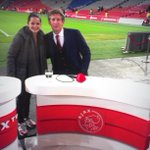 #Ajax TV Kick Off met @vdsar1970 als hoofdgast van @FresiaCousino is begonnen! Schakel in via Exclusive TV. #ajahee