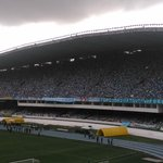 Mangueirão pulsa em azul e branco! #Paysandu #payxão http://t.co/TBZM2zewMt