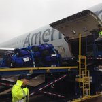 Loading this gear, on our way to NY! #DALvsNYG http://t.co/FED3qOUYWB