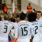 FINAL: Eibar 0 - 4 Real Madrid (James, 22'; Cristiano, 43, 84; Benzema, 69) #EIBvsRealMadrid http://t.co/vmHzL2GpZp
