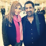 مع الشب خالد في مطار الكويت ... http://t.co/p2EF62TbTk
