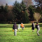 Disc golf is happening now at Maritime Heritage Park! #bellingham http://t.co/ci6BjKnYq7