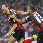 REVERSE ANGLE: Enjoy Yann Kermorgants stunning volley from #AFCBvITFC again: http://t.co/CPjXX3GIw8 #afcb http://t.co/NoHVEgthIe