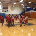 Practice today at Tupelo HS in advance of tomorrows @WomensNIT finals in Starkville http://t.co/ve9J3jBjVq