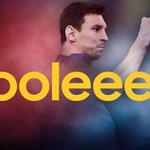 GOOOOOOLEEEEEEO! #Messi ¡Leo iguala el record de goles de La Liga! Leo equals the all-time scoring record of La Liga! http://t.co/7DCreSfCvU