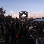 #NCCUfootball defeats rival NC A&T 21-14 to earn share of #MEAC Championship!!! http://t.co/ZiTMgKLfXn