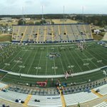 Getting ready for @LamarCards vs. @McNeeseFootball! #BattleOfTheBorder http://t.co/K6gQd2raKj