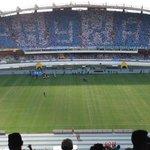 Olha o mosaico que a torcida do Paysandu fez no Mangueirão para a final da Série C. http://t.co/rbhlCkH39c | http://t.co/X5YcLBDdBJ