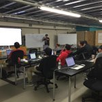 Go Programming Bootcamp with @goinggodotnet @Ardan_Labs   #golang #miami http://t.co/KRtvoW744e