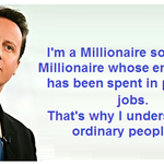 #CameronMustGo because he really understands ordinary people: http://t.co/sgEEgYObK5