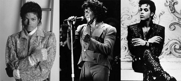 "My ""Holy"" trinity of music! The King, The Godfather and, The Prince! #MichaelJackson #JamesBrown #Prince @KnaLoVenge http://t.co/dUlUmWVxtC"