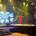 @VEE_MAMPEEZY killing this opening number. WOOOOOZERS!!! #YAMAS2014 @TheRealYaronaFM http://t.co/QEOqpEj7Ks