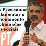 """""""@Ca_Moredi: VAMOS REGULAMENTAR A CORRUPÇÃO TBM... CADEIA PRA LADRÃO. http://t.co/ENEBTOtz8m"""" #ForaPetrolentos"""