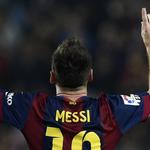 LOS MAS GOLEADOS POR MESSI... -21 goles: Real Madrid -20 goles: At.Madrid -19 goles: Osasuna -19 goles: Sevilla. http://t.co/AR7n0ObhL2