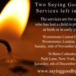 Only 2 more @SayingGoodbyeUK services to go in 2014 - London and New York - All welcome, please RT http://t.co/0WSW68OWQY #London #NewYork