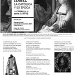 Isabel la Católica y su época, los trajes de la serie de RTVE y mucho más… En @casadecolon desde el jueves http://t.co/lCF9mDR0Zc