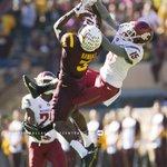 ASU safety Damarious Randall gets interception #WSUvsASU first half. http://t.co/rFbEqB9yIU