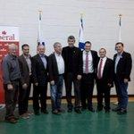 Team Liberal Southwest Nova at the West Nova federal nomination #nspoli http://t.co/5NSJZSyg5D