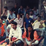 @narendramodi Youth of Rural Ghazipur District on strike for mininum healthy facility on Primary Health Center. http://t.co/fDE7EHVHto