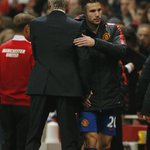 Well that looks awkward. #AFC #MUFC http://t.co/dT3uyFbx3u