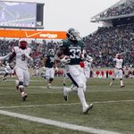 First thoughts: MSU shows up, sends off seniors in style http://t.co/QQ98RCMuDq http://t.co/EnNNzMSyq4