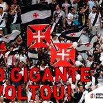 DE VOLTA! @crvascodagama empata com o Icasa e volta para a Série A em 2015! http://t.co/vDAN9YODms
