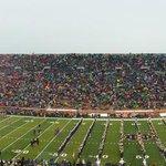 Plenty of #Louisville red in #NotreDame Stadium before kickoff. http://t.co/SuwwgJXRZz