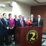 New house leadership team. #ncga #ncpol http://t.co/86AA2VcBjg