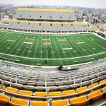 The stage is set for tomorrows Eastern Final. #Ticats #CFL #GCPlayoffs http://t.co/56DRpFRrCE