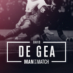 Congratulations to @D_DeGea, #mufcs Man of the Match today with a whopping 86% of your votes. http://t.co/mQ6BcAM2FX