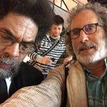 Book signing for @CornelWest @MiamiBookFair @BookViewNow #MBFI #MBFI31 #CornelWest #selfie (3 photos) http://t.co/z7kOWnWcrz