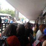 Ya van llegando l@s Abrahamers para el esperado concierto de @AbrahamMateoMus en Chile, a 3 horas del concierto!!!!! http://t.co/stJwUqvZNR