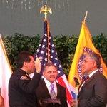 Its official .@LongBeachCity has a new .@LongBeachPD_CA Chief - Congrats Chief Luna. http://t.co/ySOHbv9QPu