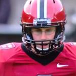 VIDEO: Harvard's kicker is wearing glasses — normal glasses — vs. Yale http://t.co/cioEayPLER http://t.co/eGIvsI9nyQ