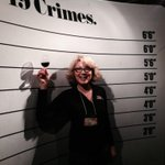 @GFWE @19Crimes #love this #WINE #kwawesome @ChefDtv there are 19 different crimes on each cork #christmasgiftideas http://t.co/WYgiSEXjzF